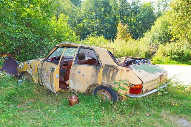 Austin Allegro 1973-1982 1.9.2021 2111
