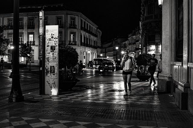 En la noche granadina (explore)