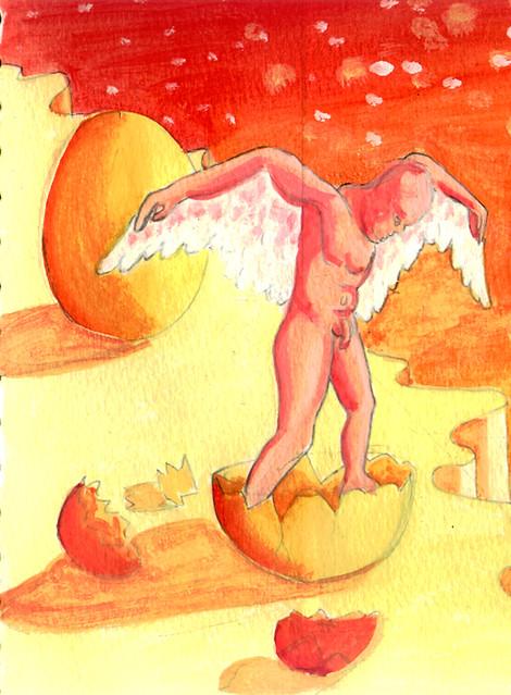 Naissance d un ange