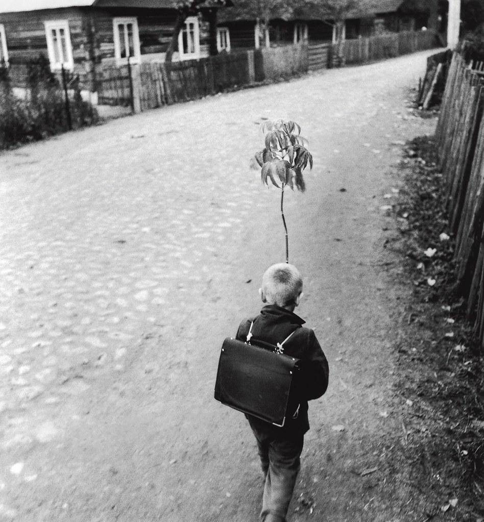 1969. Дорога детства. Дзукия