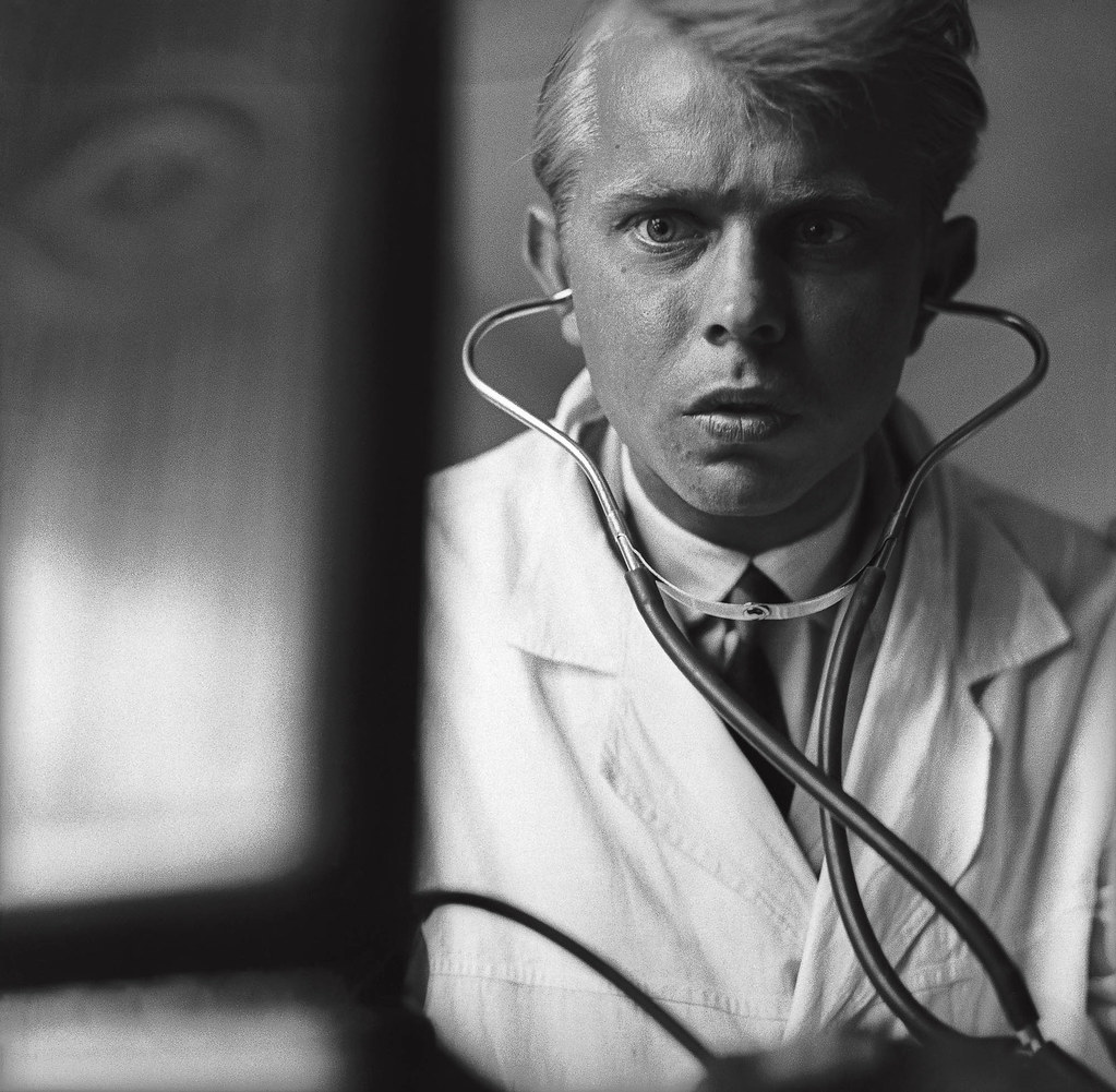 1970. Молодой доктор. Нида