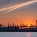 Sunset at Marina Coastal Drive 09Oct2021