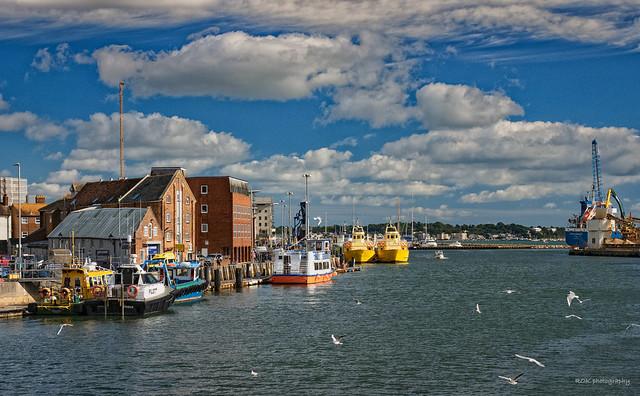 Poole Harbour, Hampshire