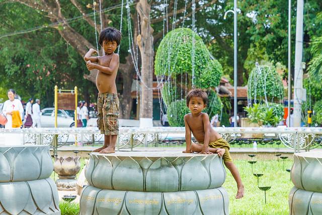 Pagoda kids