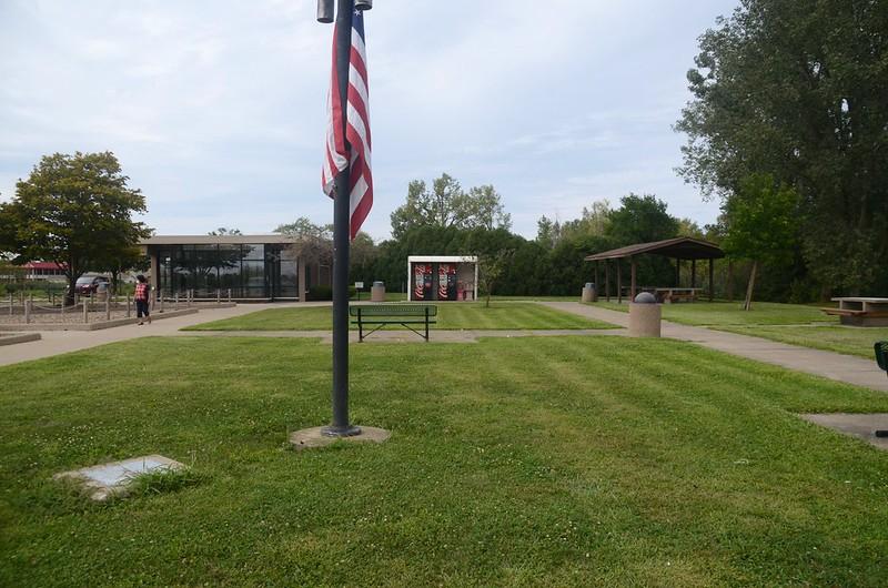 Port Clinton Oak Harbor Rest Stop