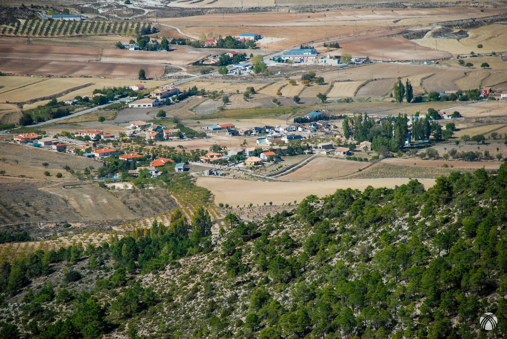 Las casas del Campo de San Juan