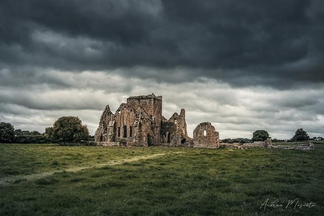 The Ruins of Hore Abbey - Cashel (Ireland)