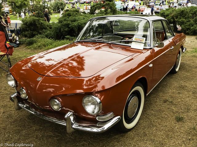 1963 Karmann Ghia Type 34 Explored