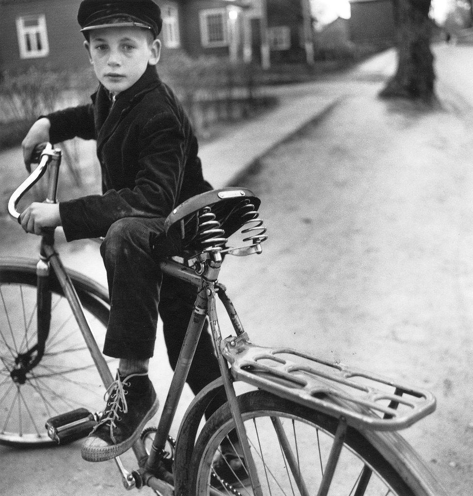 1969. Отцовский велосипед