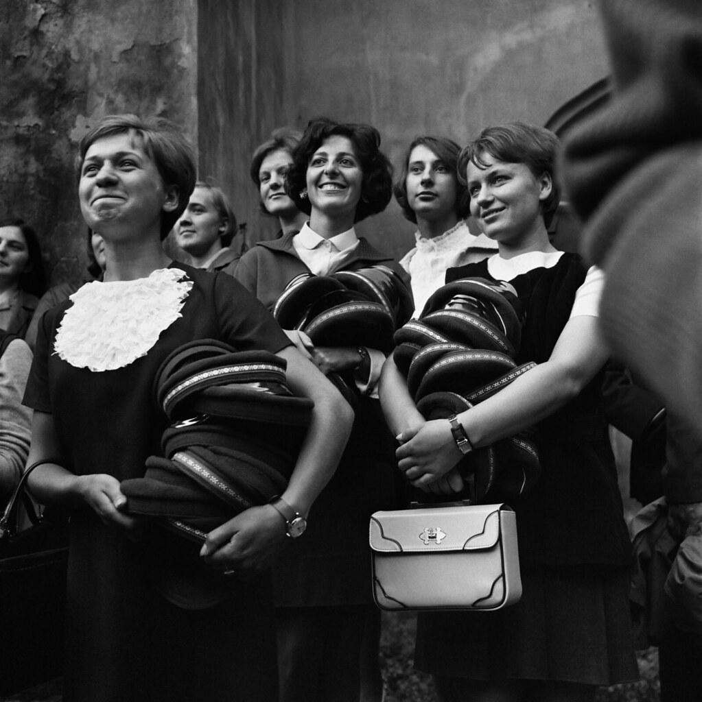 1969. Вильнюс. Поступление в Вильнюсский университет