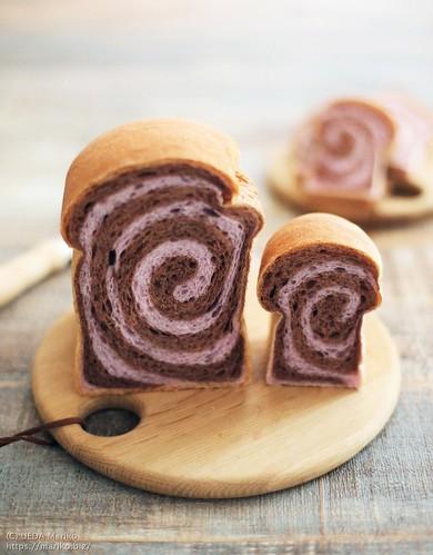 紫芋ぐるぐる食パン 20211001-IMG_4387 (3)