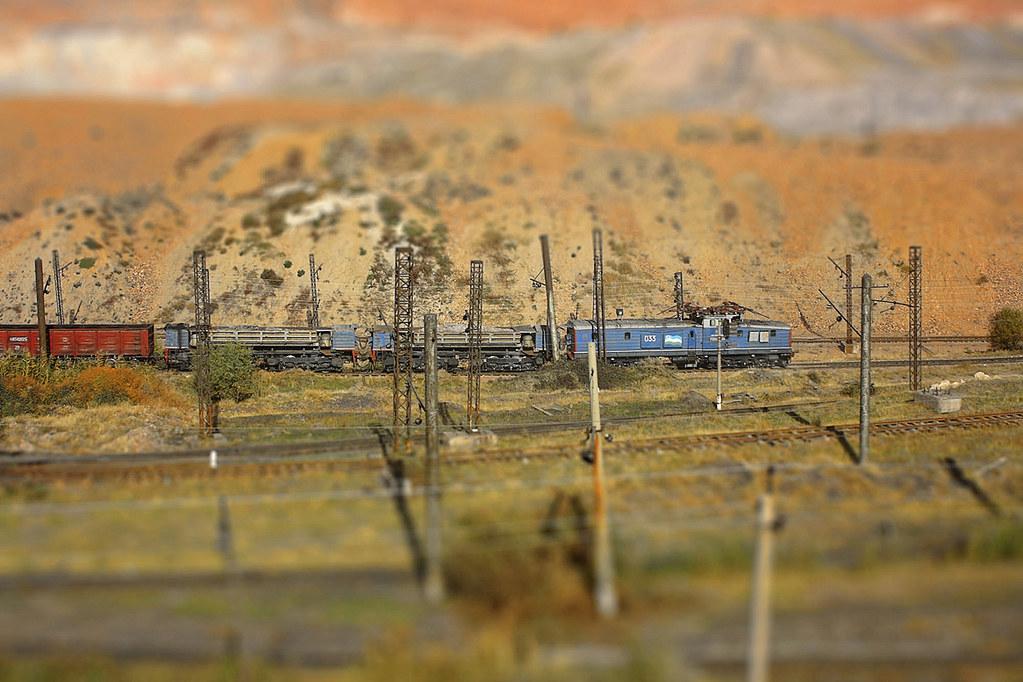 Angren UZ - Coal mining ANGREN 2 Tiltshift