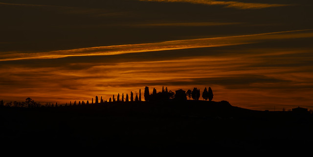 Tuscan Sunset, Tramonto Toscano