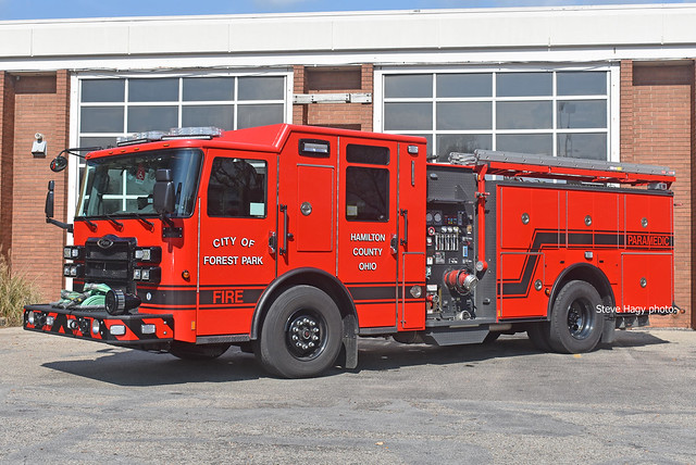 Forest Park OH Engine 42