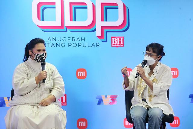 Bahang Malam Kemuncak Anugerah Bintang Popular Bh Ke-34 Mula Dirasai