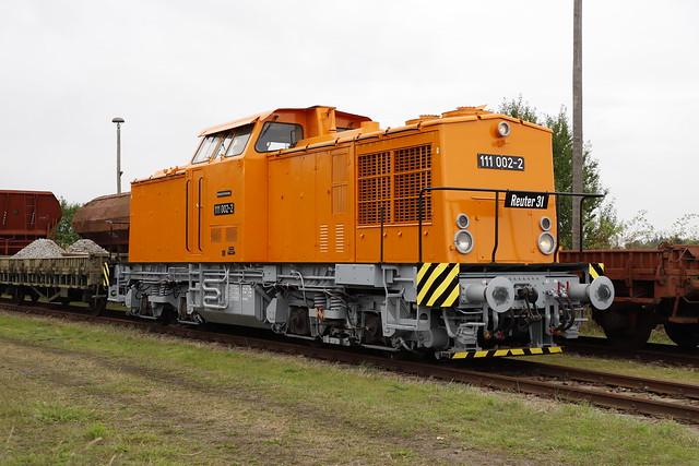 LDK 111 002-2 - Stassfurt - 25/09/2021.