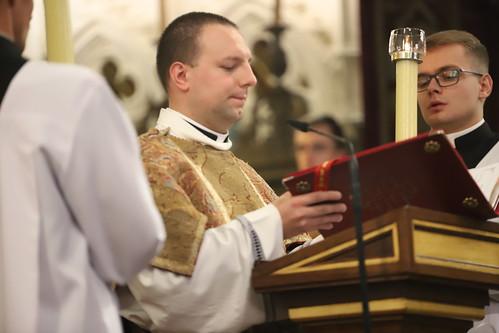 Msza św. w 400. rocznicę wiktorii chocimskiej