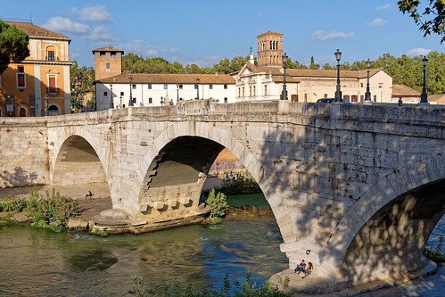 Rome  Lovers / Ponte Cestio - Isola Tiberine