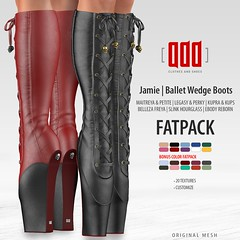 New release - [ADD] Jamie Boots