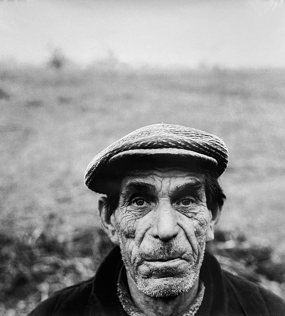 1969. Портрет земледельца. Дзукия