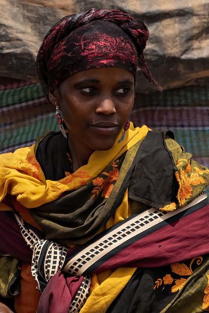 Borana Woman, Sth Ethiopia