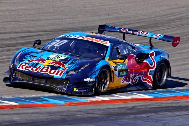 Liam Lawson_Ferrari 488 GT3 Evo-Red Bull AF Corse_DTM 2021_104