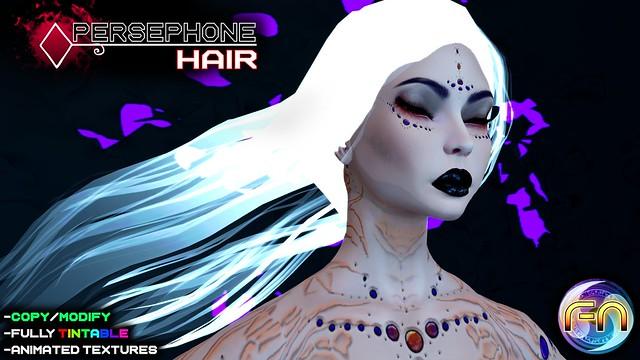 Persephone Hair Ad