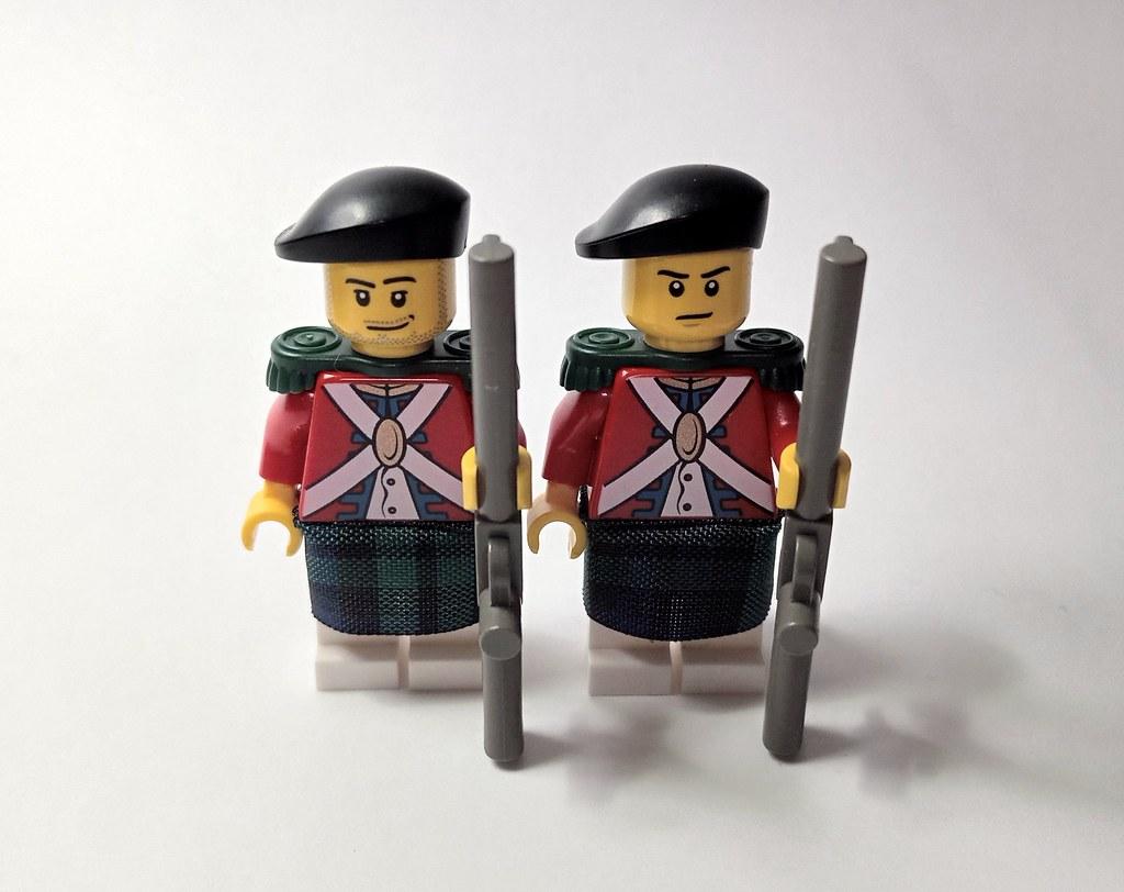 "20th Regiment of foot ""Corrington Highlanders"""