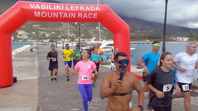 1. Vasiliki Lefkada Mountain Race