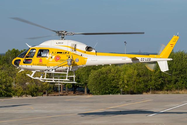 ASEM112 Aerospatiale AS355N Ecureuil 2    (EC-LCD)