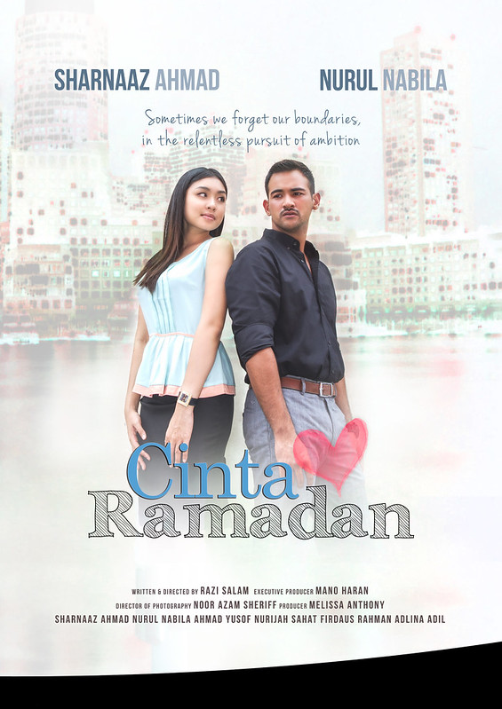 Cinta Ramadan (Poster Without Logo)