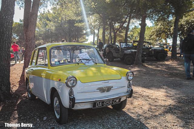 Autobianchi Bianchina 1967