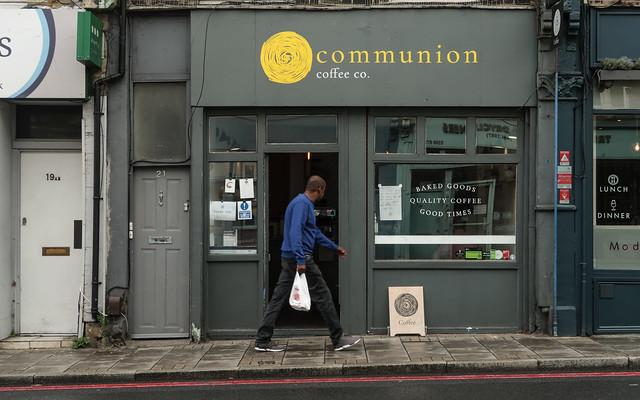 Considering communion