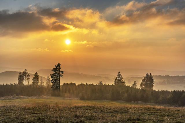 Yesterday's Golden Sundown