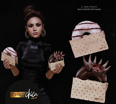 Creepy donuts by ChicChica @ Equal10