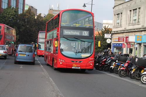 Go-Ahead London WHV26 LJ61NVN
