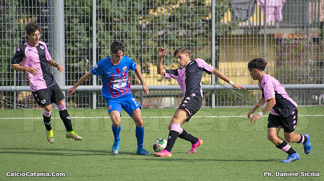 Primavera 3: Catania - Palermo 0-0