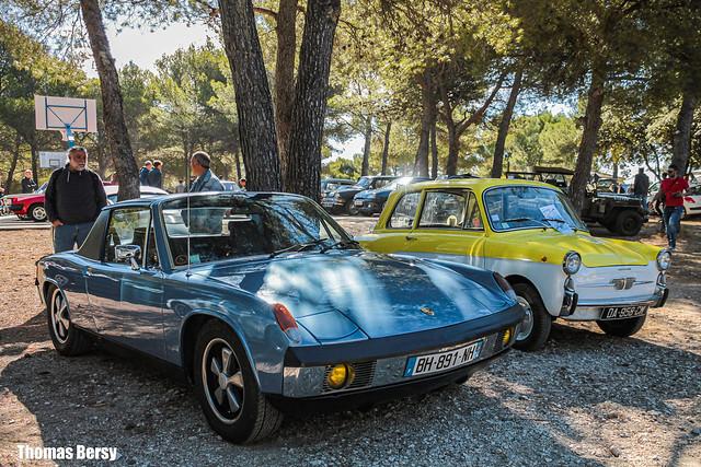 Porsche 914/4 1971