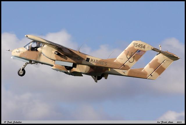 OV10 B F-AZKM 338-9