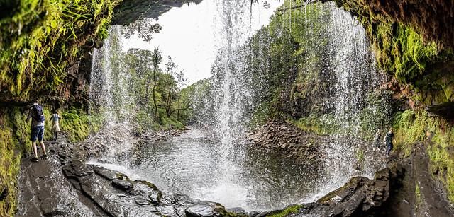 Sgwd Yr Eira Waterfall -- 02-09-2021