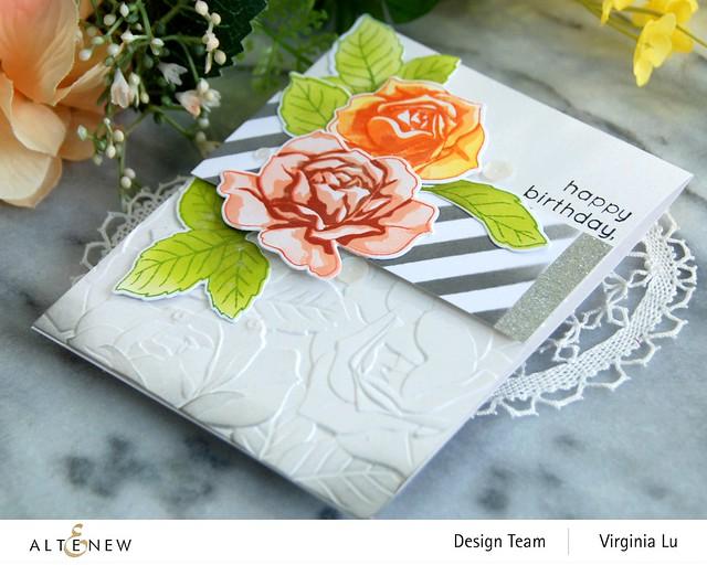 Altenew-PK Garden Rose-Glitter Cardstock Set - Dazzling Diamond -001 (3)