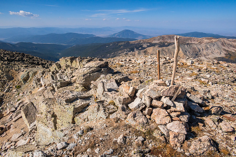 Monumental Peak Summit
