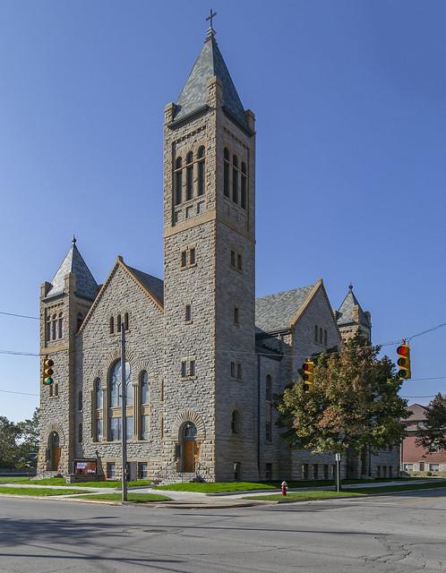 Zion Lutheran Church — Sandusky, Ohio