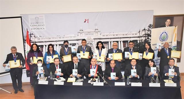 Peru-2021-09-21-UPF-Peru Appoints New Ambassadors for Peace