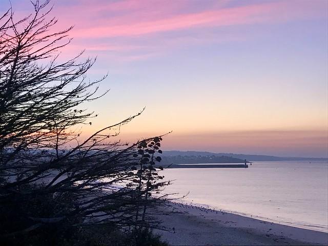 Lever de soleil automnal ! 👌😉 ( Sunrise in autumn !)