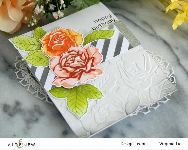 Altenew-PK Garden Rose-Glitter Cardstock Set - Dazzling Diamond -001 (2)