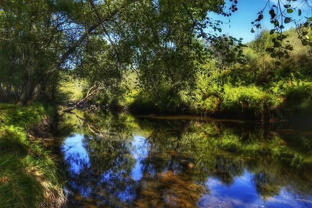 Gata riverbank