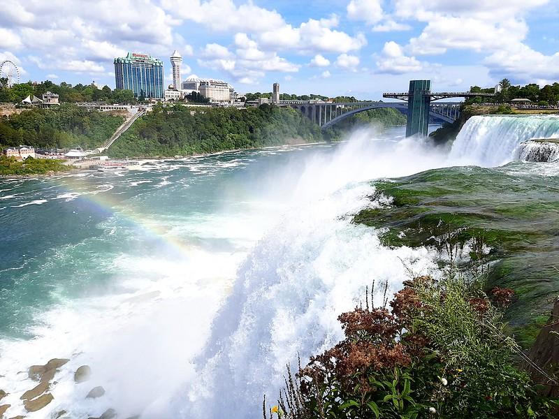 American Falls from Luna Island (4)