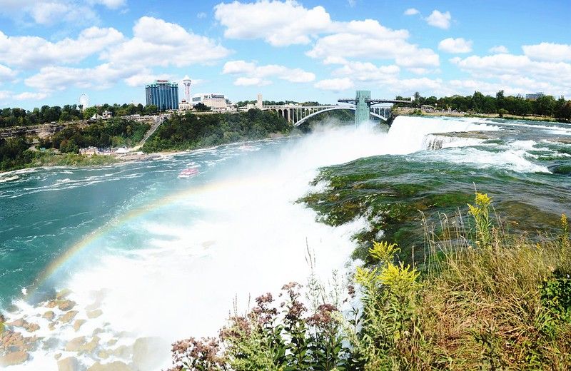 American Falls from Luna Island (2)