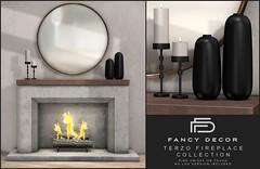 Terzo Fireplace @ Equal10